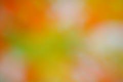Fondo del otoño/de la caída - fotos abstractas de la acción de la falta de definición Fotografía de archivo libre de regalías