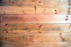 Fondo del pannello di legno di pino dell'Oregon Fotografie Stock Libere da Diritti