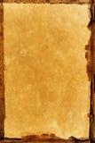 Fondo del papel de pergamino Foto de archivo