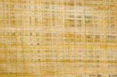 Fondo del papiro Foto de archivo libre de regalías