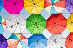 Fondo del paraguas Fotografía de archivo