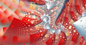 Fondo del partido del fractal imágenes de archivo libres de regalías