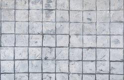 Fondo del pavimento del ladrillo de la piedra del adoquín del granito Foto de archivo libre de regalías