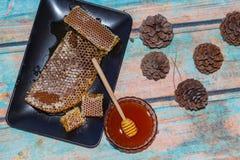 Fondo del pino de la miel de Marmaris Fotos de archivo