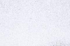 Fondo del piso blanco del terrazo de la decoración Imagen de archivo