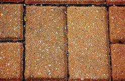 Fondo del piso del ladrillo Imagen de archivo
