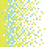 Fondo del pixel Fotos de archivo