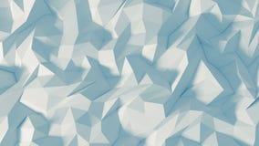 Fondo del polígono 3d - animación de Digitaces almacen de metraje de vídeo