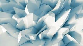 Fondo del polígono 3d - animación de Digitaces metrajes