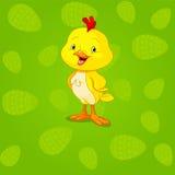 Fondo del polluelo de Pascua