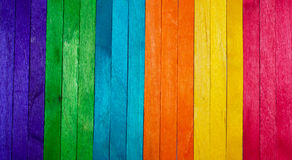 Fondo del polo del color Fotografía de archivo libre de regalías