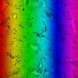 Fondo del primer y textura de la superficie de madera del tablero del corcho, espectro pintado fotos de archivo libres de regalías