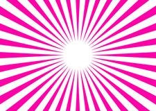 Fondo del rayo del vector fotografía de archivo libre de regalías