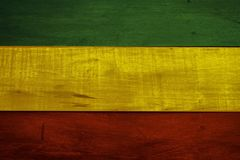 Fondo del reggae ilustración del vector