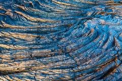 Fondo del remolino de la lava Imagen de archivo