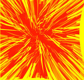 Fondo del resplandor solar de Sun Fotografía de archivo