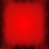 Fondo del rojo de Grunge Foto de archivo