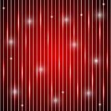 Fondo del rojo de la tecnología Imagen de archivo