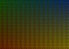 Fondo del rombo del color del vector Foto de archivo