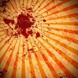Fondo del splat de la sangre Imagen de archivo libre de regalías