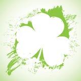 Fondo del St. Patrick Day del Grunge,  Fotografía de archivo