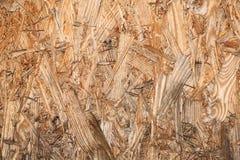 Fondo del tablero de madera aglomerada Imagen de archivo libre de regalías
