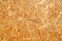 Fondo del tablero de madera aglomerada Fotografía de archivo libre de regalías