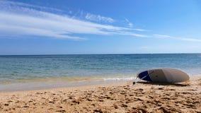 Fondo del tablero que practica surf Foto de archivo libre de regalías