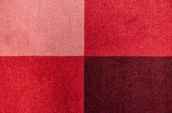Fondo del tappeto della scacchiera Immagine Stock