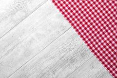Fondo del tavolo da cucina Fotografie Stock Libere da Diritti
