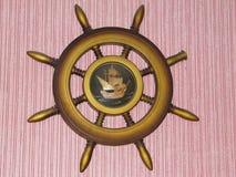 Fondo del timón de la nave Foto de archivo