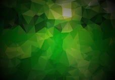 Fondo del triángulo ilustración del vector