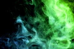 Fondo del vape del humo Foto de archivo libre de regalías