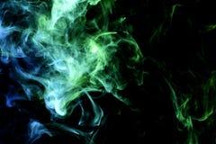 Fondo del vape del humo Imagen de archivo libre de regalías