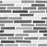 Fondo del vector de Gray Stone Brick Wall Seamless Fotos de archivo