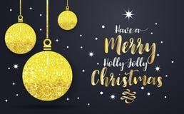 Fondo del vector del fondo de la Navidad Fotos de archivo