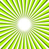 Fondo del vector de los rayos Fotos de archivo libres de regalías