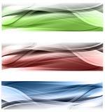 Fondo del vector del color Foto de archivo