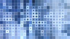 Fondo del vector Ejemplo de la textura abstracta con los cuadrados Foto de archivo