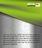 Fondo del velluto del metallo Fotografia Stock Libera da Diritti