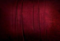Fondo del velluto di Borgogna Fotografia Stock