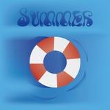 Fondo del verano Fotos de archivo