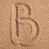 Fondo del verano Accesorios del verano, concepto del verano Estrellas de mar con la arena como fondo Fotografía de archivo libre de regalías