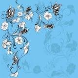 Fondo del verano. Ilustración del vector   libre illustration