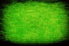 Fondo del verde de la textura del grunge de la ilustración con el espacio vacío Imágenes de archivo libres de regalías