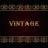 Fondo del vintage Fotos de archivo libres de regalías