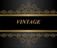 Fondo del vintage Imágenes de archivo libres de regalías