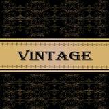 Fondo del vintage Imagen de archivo libre de regalías