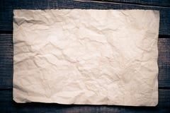 Fondo del vintage con el papel viejo Fotografía de archivo libre de regalías