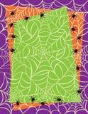 Fondo del web de araña Imagen de archivo libre de regalías